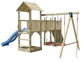 Portique balançoire pour enfant