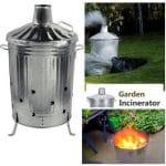 Incinerateur de jardin