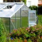 Avantages serre de jardin
