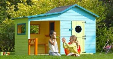 Avantages de la maisonnette pour enfant